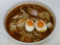 「スタミナらぁ麺」@らぁ麺 みつひらの写真