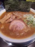 「辛味噌ラーメン 850円」@大黒家製麺の写真