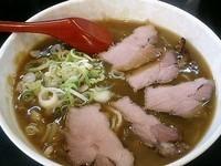 「オーブン焼きチャーシューカレーらぁ麺」@らぁ麺 みつひらの写真
