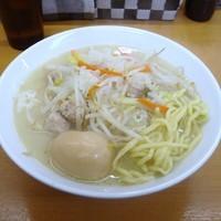 「鶏塩タンメン」@富白 御徒町本店の写真