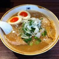「味玉チャーシューメン(¥950)」@麺や 輝 淡路店の写真