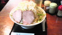 「野菜ラーメン+大盛(650+150=800円)」@ラーメンあやの写真