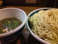 「つけめん (大盛り 400g) 720円」@麺鮮醤油房 周平の写真