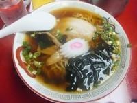 「しょうゆラーメン945円」@鬼怒川パークホテルズ ラーメン処しもつけの写真