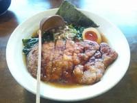「パイコー麺」@麺処 暁の写真