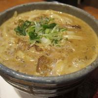 「特製カレーうどん(800円)」@Udon Dining 悠讃の写真