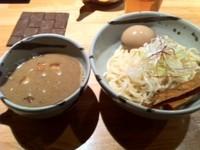 「味玉つけ麺¥850」@北野坂 奥の写真