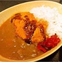 「カツカレーセット(600円)」@ゆで太郎 馬橋店の写真