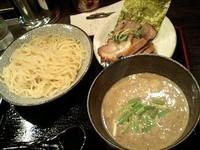 「つけ麺 中盛 (プレオープンのため無料)」@麺処 ほん田 nijiの写真