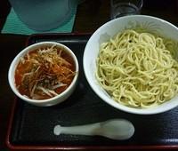 「つけ麺四川担々(小)」@つけ麺 劉備 阿見店の写真