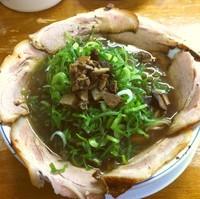 「特製チャーシューメン(¥900)」@大豊ラーメン 木屋町店の写真