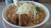 「みそ角煮ラーメン 850円」@火の國屋の写真