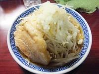 「ふじ麺(醤油、680円)」@匠神角ふじ 柏店の写真