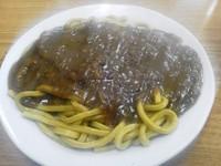 「カレー皿うどん¥450」@力餅食堂 中崎店の写真