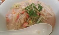 「長崎ちゃんぽん 麺1.5倍」@長崎ちゃんぽん リンガーハット 大門店の写真