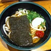 「梅こんぶ(¥330)」@麺家 京都上がも店の写真