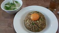 「カレー炒飯」@やん!の写真