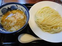 「つけめん 中盛り(780円)」@三ツ矢堂製麺 下北沢店の写真