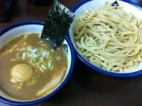 「味玉つけめん (850円)」@つけめん 玉の写真