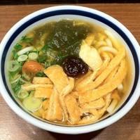 「京風うどん(¥420)」@門左衛門 麺串の写真