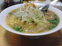 「味噌ラーメン大盛り(期間限定650円+100円)」@麺家ぴかまるの写真