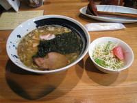 「ムーリー麺:700円(サラダ・ライス無料)」@礼三の写真