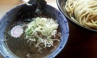 「つけそば (麺少なめ=味玉ハーフサービス)」@中華蕎麦 とみ田の写真