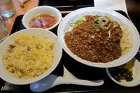 「冷やしジャージャー麺」@昭和軒の写真