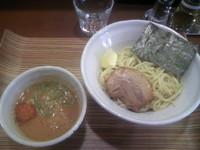 「辛つけ麺 780-100円(クーポン利用)」@DOG HOUSEの写真
