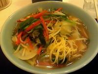 「野菜麺(味濃い目) ¥890」@亜舵夢巣の写真