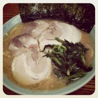 「チャーシュー麺」@横浜ラーメン はま家の写真