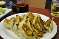 「餃子 L(10個)」@九州大分ラーメン 麺恋亭 中華街店の写真