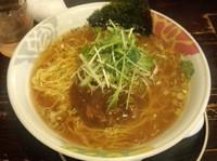 「香味カレー拉麺750+中盛100円」@ぐぅでんの写真