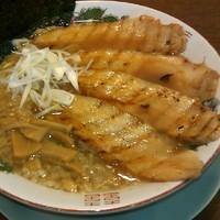 「秘蔵焙り焼チャーシューメン 880円」@麺屋 てっぺんの写真