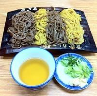 「虎ざる(¥550)」@力餅食堂 中崎店の写真