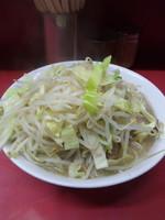 「小ラーメン(ヤサイ・ニンニクちょい増し)」@ラーメン二郎 ひばりヶ丘駅前店の写真