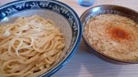 「ごまつけ麺(1.5玉)(¥810)」@中華そば つけ麺 中村屋 尼崎本店の写真