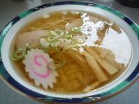 「ラーメン(525円)」@佐野らーめん 麺龍の写真