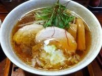 「醤油ラーメン (650円)」@麺舎 ヒゲイヌの写真