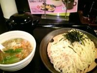 「春味塩つけ麺」@幸楽苑 松戸五香店の写真