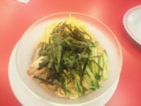 「(期間限定)冷麺(750円)」@魁力屋 柏市役所前店の写真