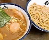 「味玉つけ麺(並200g)」@つけめん 玉の写真