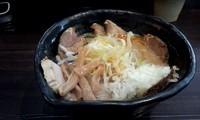 「チャーシューメン」@麺や 蒼 AOIの写真