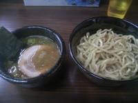「つけ麺 800円」@麺王の写真
