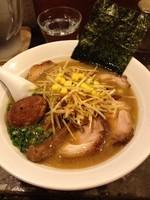 「虎ジチャーシュー麺1000虎卵~フータン100角煮ご飯300」@虎ジ 浜田山本店の写真