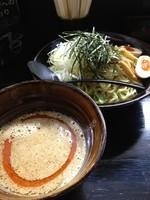 「ゴマつけ麺850 大盛り100 味玉100」@麺屋 奨 TASUKUの写真