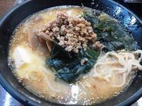 「味噌バターラーメン¥630」@麺処 めの娘 高崎問屋町店の写真