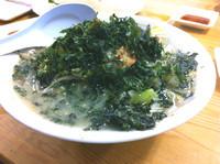 「岩海苔塩ラーメン」@九州大分ラーメン 麺恋亭 中華街店の写真