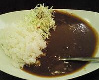 「(ランチ)松阪牛テールカレー 780円」@広尾のカレーの写真