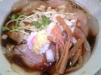「肉そばけいすけ」@らあめん花月嵐 松戸西口店の写真